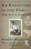 An execution in the family - one son's journey (Hardcover, 1st ed): Robert Meeropol