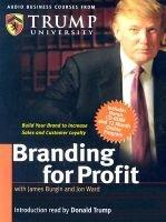 Branding for Profit (CD): James Burgin, Jon Ward