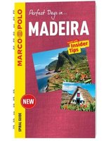 Madeira Marco Polo Travel Guide - with pull out map (Spiral bound): Marco Polo