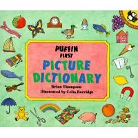 Puffin First Picture Dictionary (Paperback): Brian Thompson