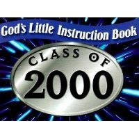 God's Little Instruction Book for the Class of 2000 (Paperback): Honor Books