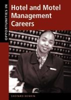 Hotel and Motel Management (Hardcover, Rev. ed): Shepard Henkin