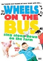Wheels On The Bus: Sing Along Down On The Farm (DVD):