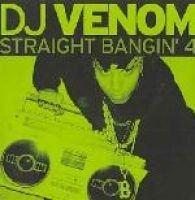 Dj Venom - Straight Bangin 4 (CD): Dj Venom