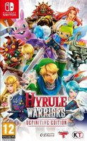 Hyrule Warriors - Definitive Edition (Nintendo Switch):