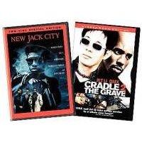 New Jack City (Region 1 Import DVD): Wesley Snipes, Dmx