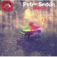 Various Artists - Inventions & Sinfonias (CD): J. S Bach, Peter Rpnoo Serkin, Peter Serkin