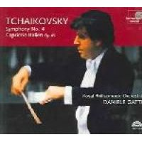Pyotr Ilyich Tchaikovsky - Symphony No 4 Capriccio Italien (Gatti (CD): Pyotr Ilyich Tchaikovsky