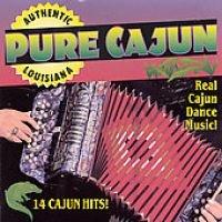 Cajun Playboys - Pure Cajun (CD): Cajun Playboys