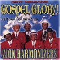 Zion Harmonizers - Gospel Glory (CD): Zion Harmonizers
