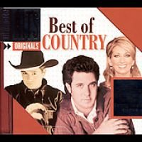 Ultimate Hits-Originals: Best Of Country (CD): Various Artists