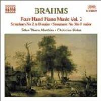 Various Artists - Four Hand Piano Music Vol. 7 (Matthies, Kohn) (CD): Silke - Thora Matthies, Johannes Brahms, Christian Kohn