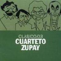 Cuarteto Zupay (CD, Imported): Cuarteto Zupay