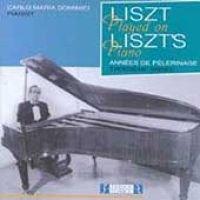 F Liszt / Carlo Maria Dominici - Annees de Pelerinage (CD): F Liszt, Carlo Maria Dominici