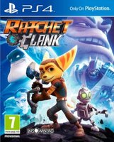 Ratchet & Clank (PlayStation 4, Blu-ray disc):