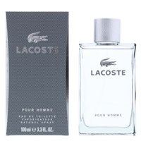 Lacoste Homme Eau De Toilette (100ml) - Parallel Import: