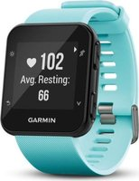 Garmin Forerunner 35 GPS Running Watch (Frost Blue):
