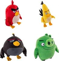 Angry Birds Collectible with Sound 30 cm (Supplied May Vary):