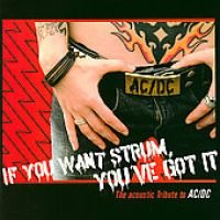AC/DC Tribute: If You Want Strum You've Got It (CD): Various Artists
