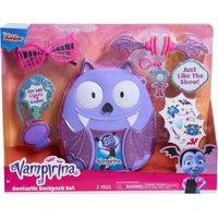 Disney Junior Vampirina Bootastic Backpack Set (8 Pieces):