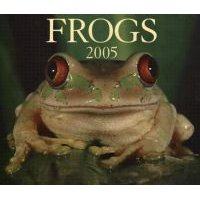 Frogs 2005 (Calendar): Firefly Books