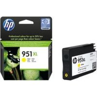 HP 951XL Officejet Ink Cartridge (Yellow):