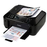 Canon PIXMA MX514 Multifunction Inkjet Printer: