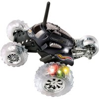 Thunder Tumbler 360 Degree Monster Remote-Controlled Rally Car - Black: