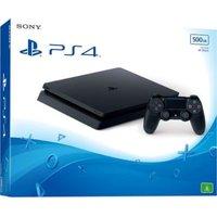 Sony PlayStation 4 Slim Console (500GB):