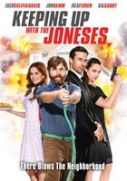 Keeping Up With The Joneses (DVD): Zach Galifianakis, Jon Hamm, Isla Fisher, Gal Gadot