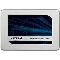 "Crucial MX300 2.5"" Internal Solid State Drive with 9.5mm Adapter (275GB)(SATA III):"