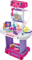 Jeronimo Pull-Along Doctor Trolley Set: