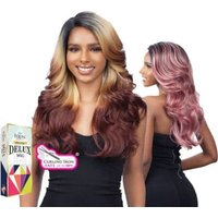 Freetress Equal Synthetic Premium Delux Wig Misty - SPNUTBROWN: