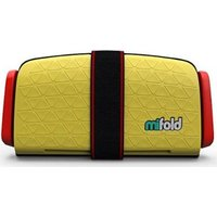 Mifold Grab & Go Car Booster Seat (Taxi Yellow):