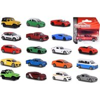 Majorette Street Cars Assortment (Single Unit - Supplied May Vary):