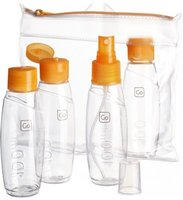 Go Travel Cabin Bottle Set: