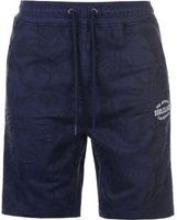 SoulCal Mens AOP Shorts (Navy AOP):