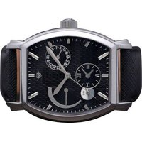 Matt Arend Ma 692 Le Cadre Intense Power Reserve Watch (Black):