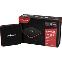Ultra-Link Android TV Box (4K) Netflix, Showmax & YouTube Preloaded: