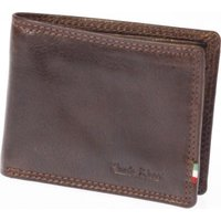 Paolo Rossi Genuine Leather Executive Range Wallet (Brown):
