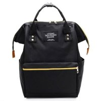 Travel Share Fashion Backpack (Black):