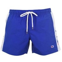 Champion Mens Tape Swim Shorts - Blue  [Parallel Import]: