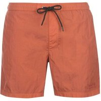 Firetrap Mens Blackseal Dye Swim Shorts - Baked Clay [Parallel Import]: