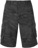 Firetrap Mens BTK Shorts - Navy Camo [Parallel Import]: