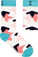 SexySocks Geo Splash Socks: