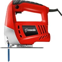 Casals 400W Jigsaw with Trigger Lock (Red):