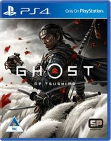 Ghost of Tsushima (PlayStation 4):