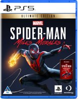 Marvel's Spider-Man: Miles Morales - Ultimate Edition (PlayStation 5):