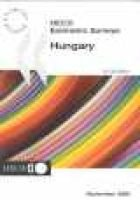 Oecd Economic Surveys: Hungary 1999/2000 Volume 2000 Issue 18 (Paperback): Oecd