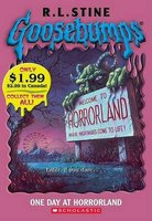 Goosebumps: One Day at Horrorland - One Day at Horrorland (Paperback): R . L. Stine